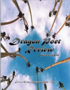 Cover of Summer 2015 Dragon Poet Review