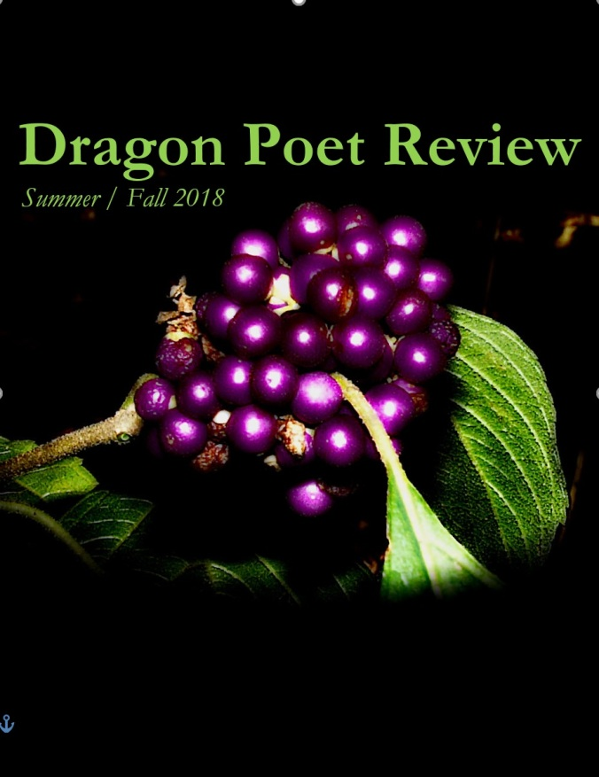 Summer-Fall 2018 Dragon Poet Review
